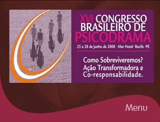 XVI Congresso Brasileiro de Psicodrama